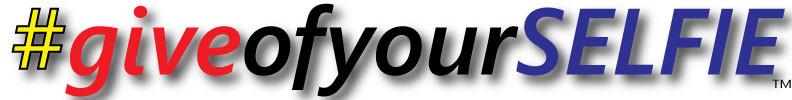 #GiveofyourSELFIE